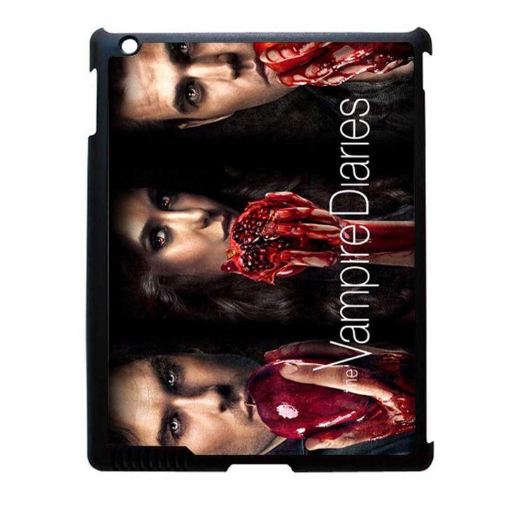 Vampire Diaries IPad 2 Case