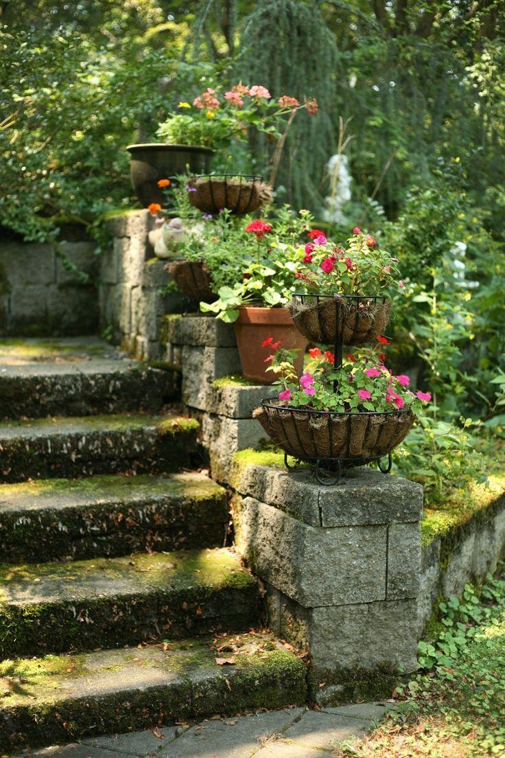 478 mejores im genes sobre ornamentos jardin en pinterest for Baules para jardin