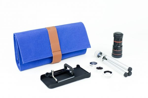 """Another reason to switch to an iphone...here's an iphone lens accessory wallet.  A phone with lenses and accessories???  Definite """"must have""""!: Wallets, Telephoto Lens, Gadgets, Iphone Lenses, Camera, Iphone Photography, Lens Wallet, Products"""