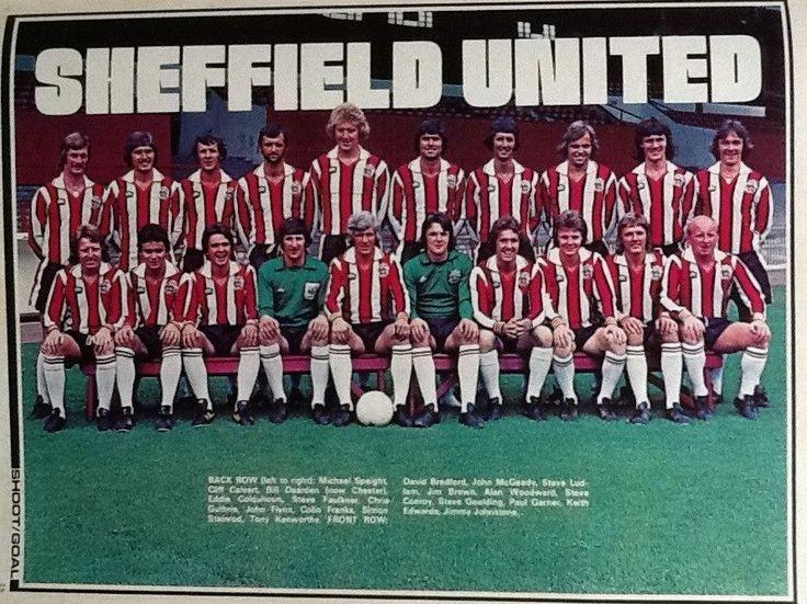 Sheffield UTD 1976