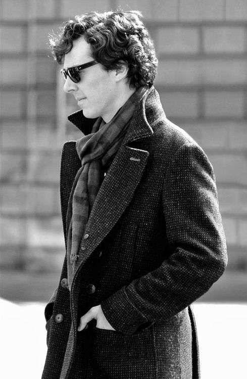 Tagli capelli ricci uomo Primavera-Estate 2016 - Benedict Cumberbatch  capelli ricci