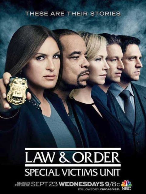 Law & Order SVU Season 17