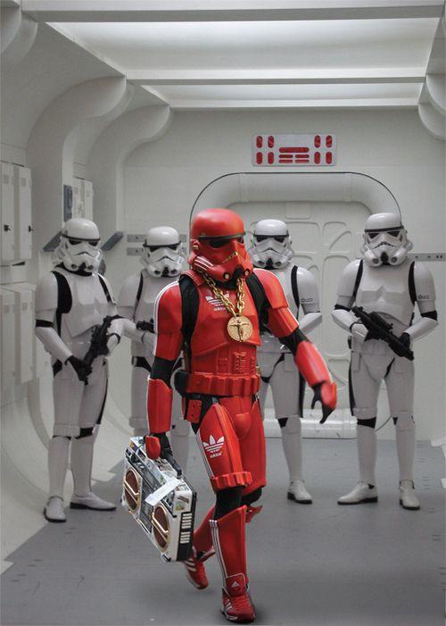 Star Wars, también conocida en España e Hispanoamérica como La guerra de las galaxias, aunque literalmente significa «Guerras estelares»
