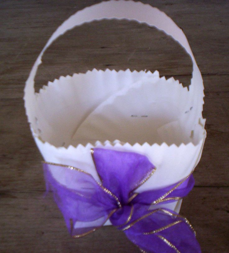 Easter Basket Crafts Preschool