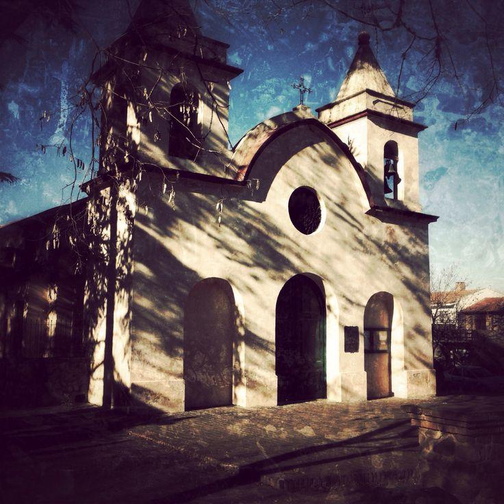 Iglesia Santa Rosa de Lima - Santa Rosa de Calamuchita, Córdoba, Argentina
