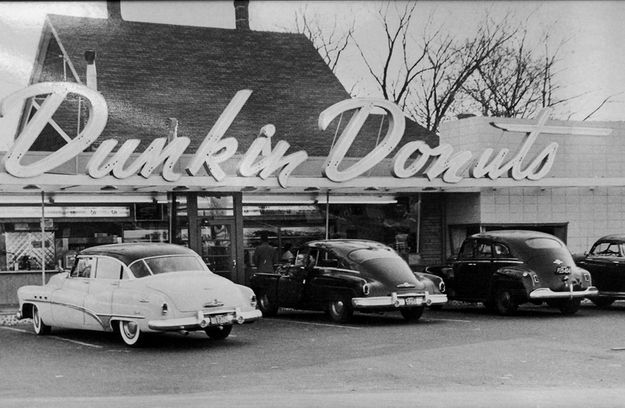 The first Dunkin Donuts ever was opened in Quincy, Massachusetts.