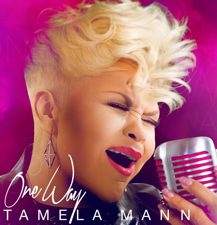 #C1RNEWS Tamela Mann Drops New Album One Way Friday, September 9 @DavidandTamela