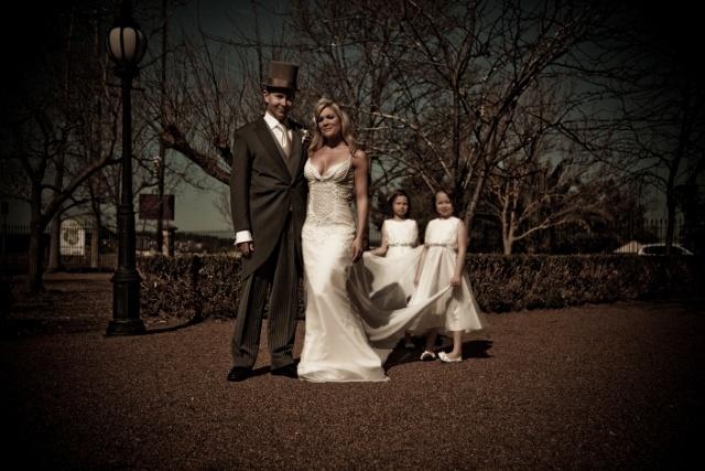 Australian Wedding Dress Designers - Corston Couture