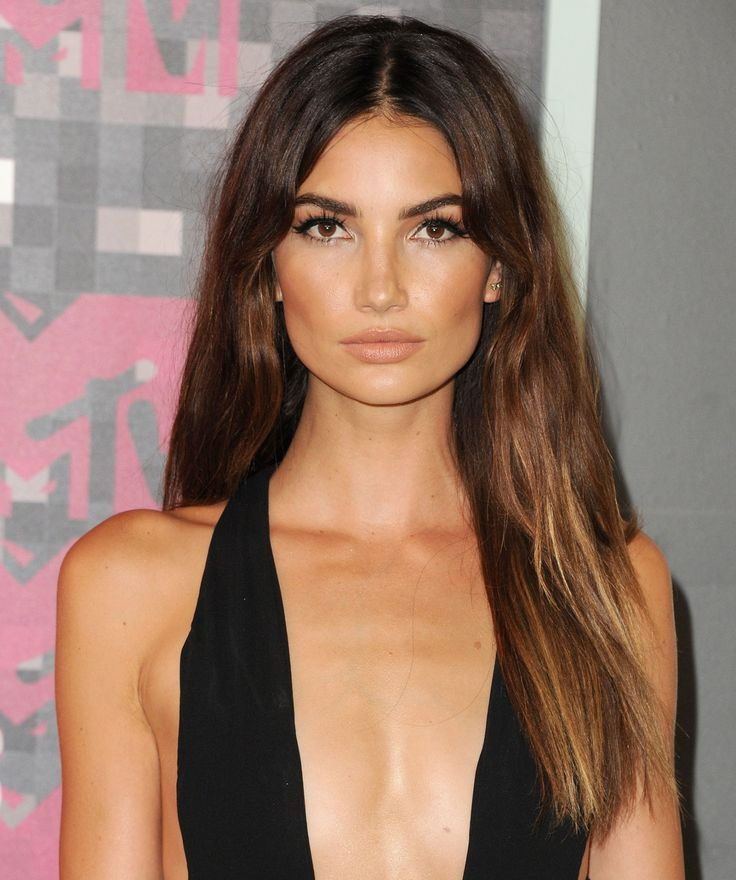 The Best Beauty Looks from the 2015 VMAs - Lily Aldridge-Wmag