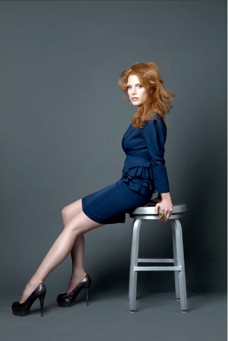 Jessica Chastain - 2011 photoshoot
