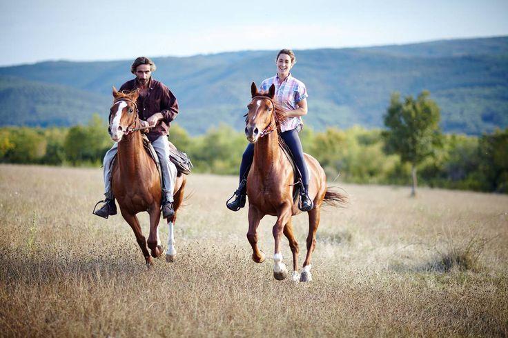 Randonnée à pied, à cheval ou à VTT sur le causse du Quercy