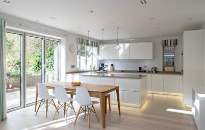 Kitchen of the Week: A 1930s Home With a Light-filled Modern Extension