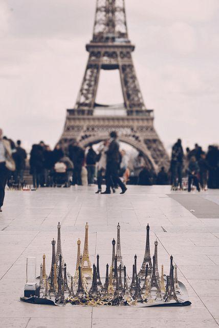 Eiffel Towers...
