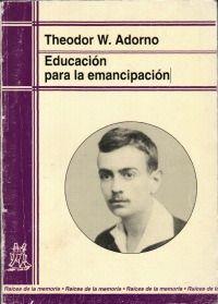 Educación para la emancipación : conferencias y conversaciones con Hellmut Becker (1959-1969)