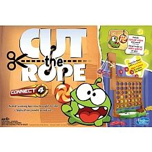 CUT THE ROPE CONNECT 4 Game