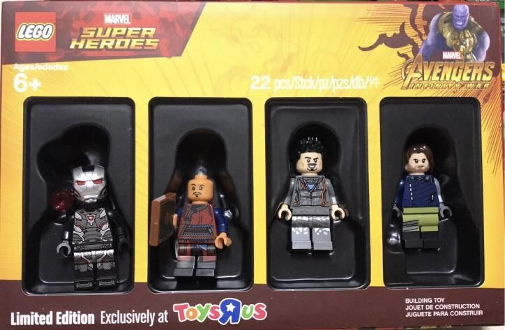 Bricktober 2018 LEGO Avengers Infinity War | P&P | Lego