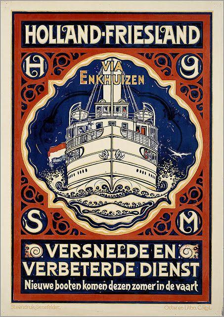 Holland-Friesland, Versnelde en verbeterde dienst