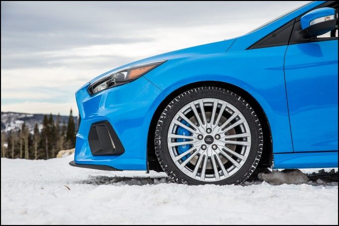Snow Tires and Wheels Package
