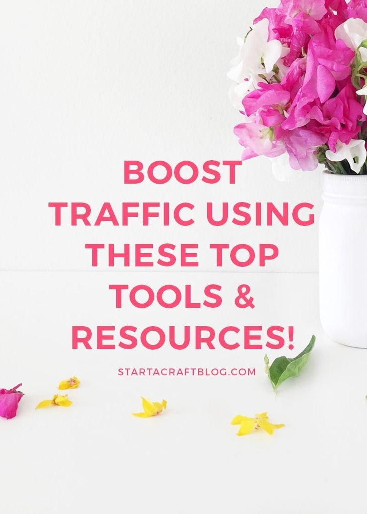By using a combination of the resources and tools laid out in this post, you can boost traffic to your blog or website in no time at all!