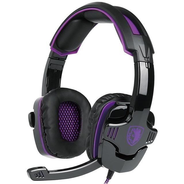 SADES SA-930 3.5mm Gaming Headphones with Mic (PC, Xbox One, PS4)