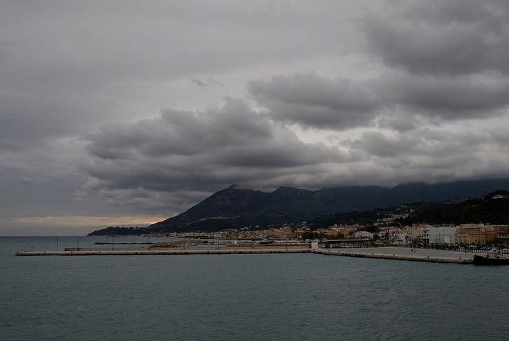 Karlovasi, Samos, Greece - March 11, 2014
