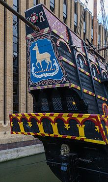 Golden Hind - Wikipedia, la enciclopedia libre