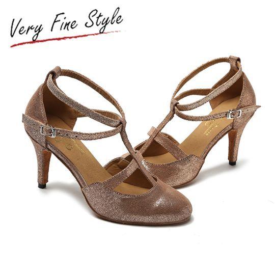 Women's Salsa Ballroom Tango Latin Dance Shoes Style L217  www.yeahdance.com