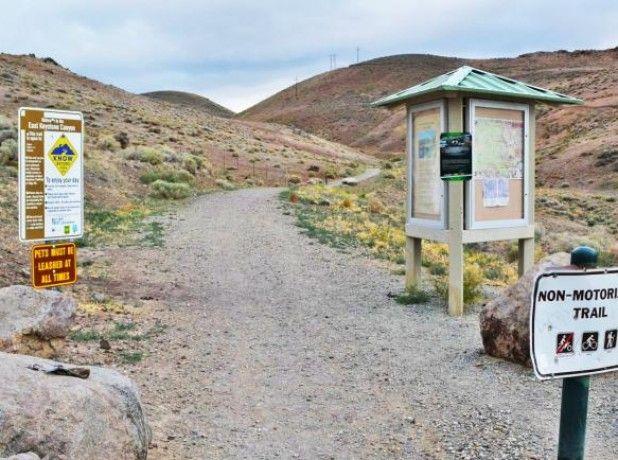 The best mountain biking trails in northern Nevada!