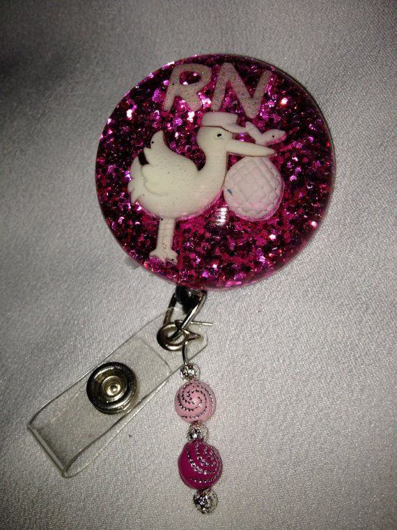 Labor and Delivery Nurse by 2CuteBadges on Etsy, $9.75  Code Stork!