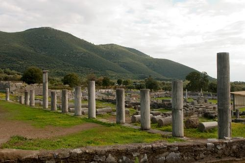Ancient Messene -  Details: www.culture.gr; Free admission. Daily dawn-dusk.    Photo Caption: Ancient Messene, Peloponnese, Greece.    Photo by Frommers.com