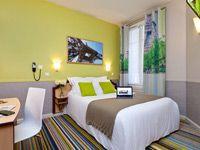 Hotel Glasgow Monceau Paris 17 Tarifs et promotions - Hotel Pas cher - Hotel du Theatre Paris Montmartre