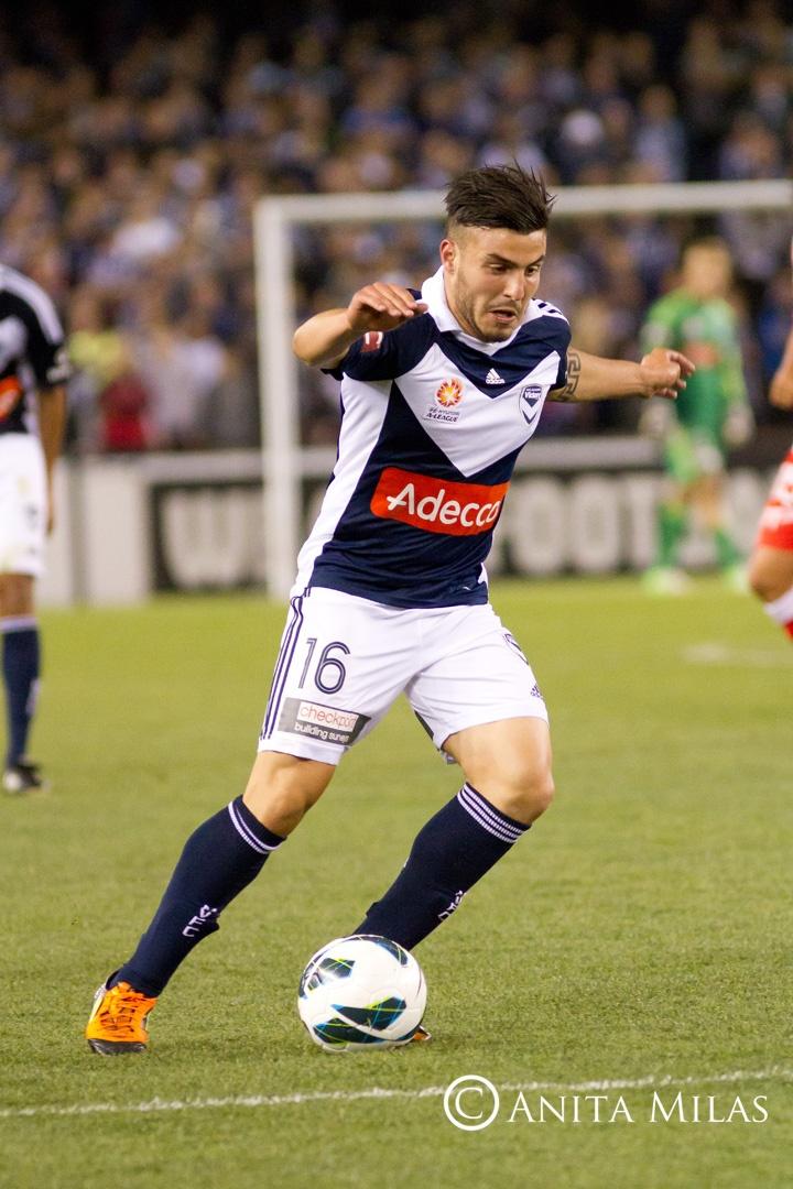Theo Markelis - Melbourne Victory FC - A-League