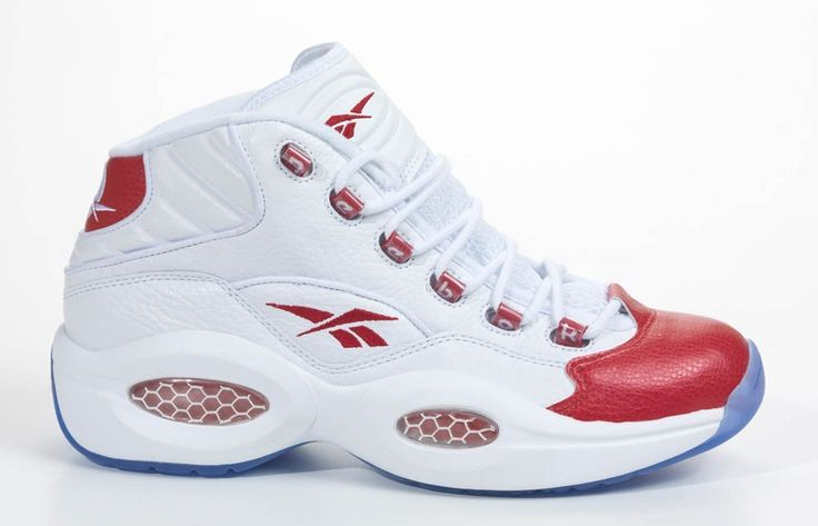"My All Time Favorite Basketball Shoe The Reebok Allen Iverson ""Question (with the Felt Tip), The Air Jordan Concord 11,s in Second Place"