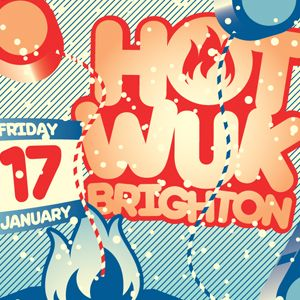 Fri 17 Jan 2014. Brighton bashment crew: this is your Hot Wuk seaside scandal alert! It might be cold outside but The Heatwave are bringing summer to the beach.  The clocks are gonna stop at wine o'clock for the whole night, so make sure your waistline is ready to get wild.    Tickets: £8+BF click the image to purchase one now!