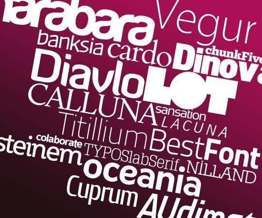 Fonty klasyczne