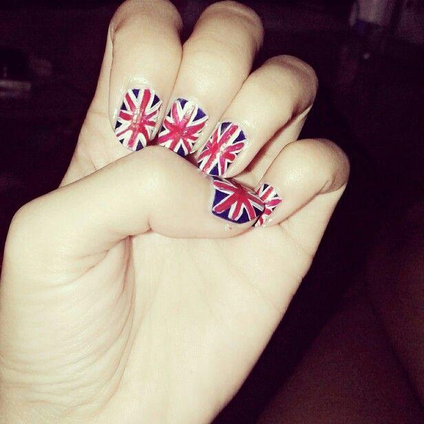 """Nails arts """"U.K"""""""
