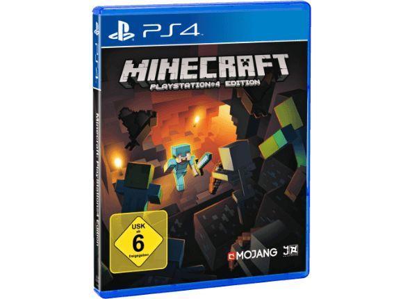 Minecraft PS4 Spiele - Media Markt