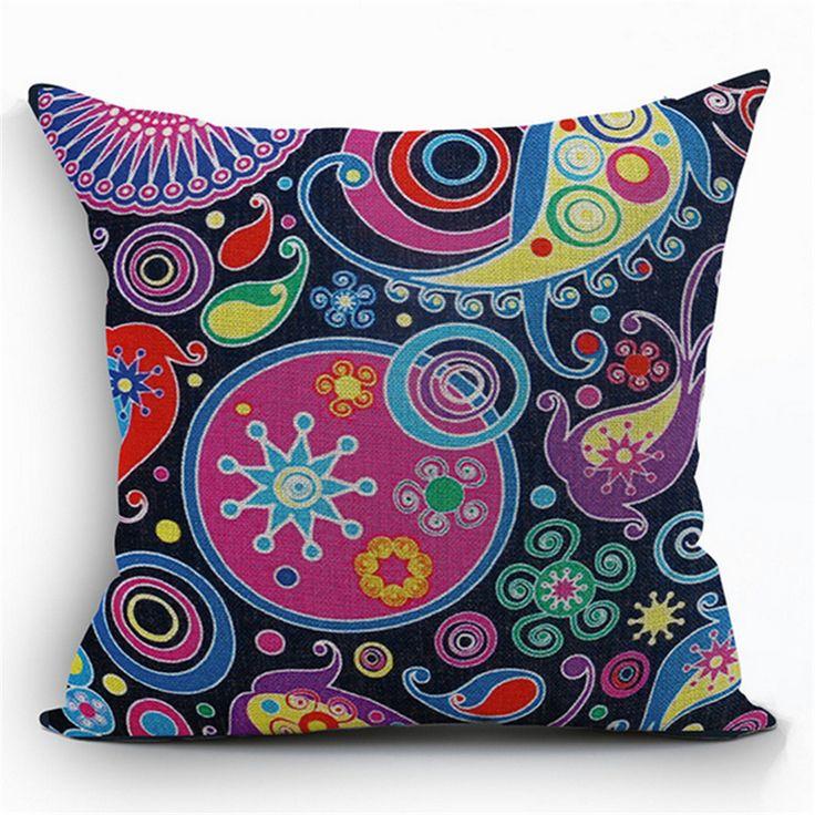 Scandinavian Cushion Cover For Sofa Wedding Decoration Funda Cojin Bohemian Decor Vintage Home Decor Pillow Covers New b318 #Affiliate