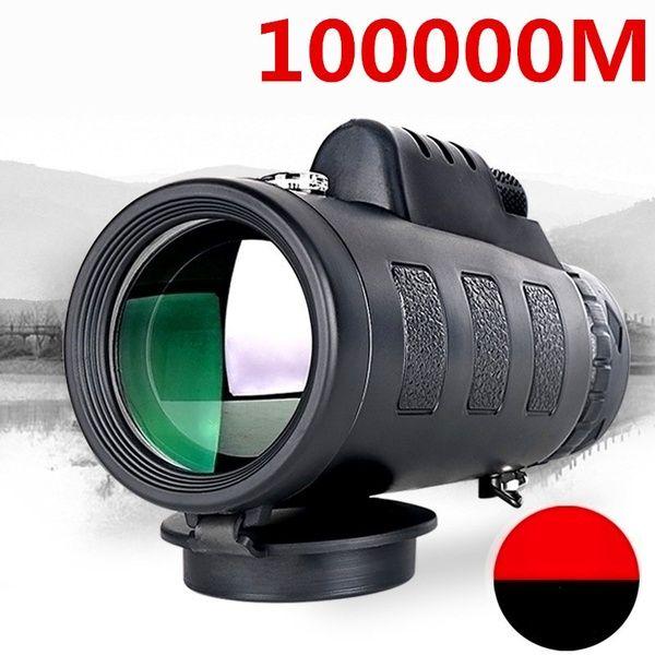Day Night Vision Binoculars 30 x 60 Zoom Outdoor Camping Folding Telescope TW