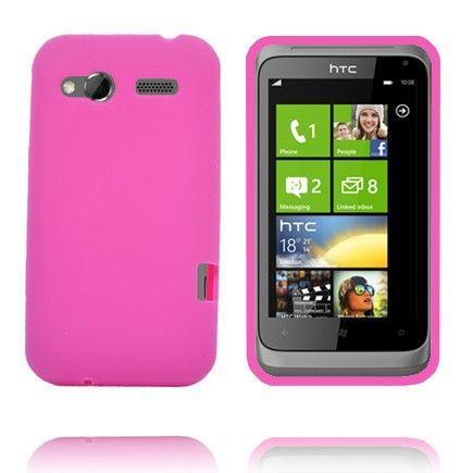 Soft Shell (Rosa) HTC Radar Deksel