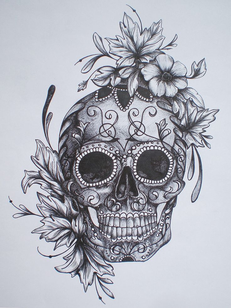 Imagem de http://gtkyouradelaideartists.files.wordpress.com/2014/01/sugar-skull.jpg.