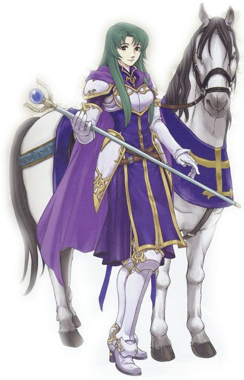 """Cecilia GameFire Emblem: Binding Blade Fire Emblem: Awakening (SpotPass) First SeenChapter 13: The Rescue Plan (joins in Chapter 14: Arcadia) Starting ClassValkyrie """"Let us show the continent the power of the Etrurian Generals!"""" —Cecilia in a support conversation with Douglas in Binding Blade. Cecilia (セシリア, alternately translated as Secilia in Japanese version of Path of Radiance's image gallery) is a playable character in Fire Emblem: Binding Blade. She is the Mage General of Etruria, ..."""