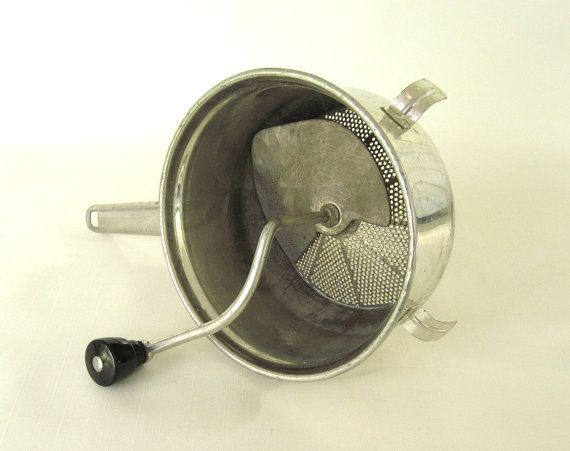 Foley Food Mill Vintage Kitchen Gadget Has Some By LaurasLastDitch, $28.99