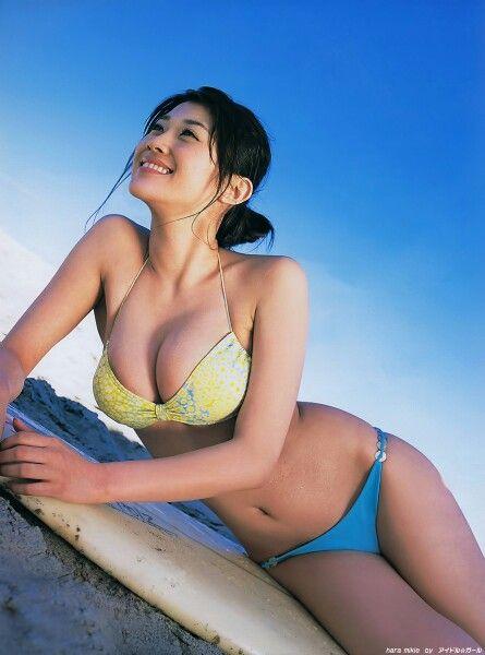 Mikie Hara / 原幹恵