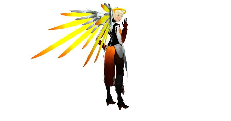 Sims 4 Mercy - Mercy Outfit Includes: hat, accessory, shoes and fullbody outfit All rights for Overwatch belongs to Blizzard: sharing purely for the love of the game I am an amateur mesher and I tried...
