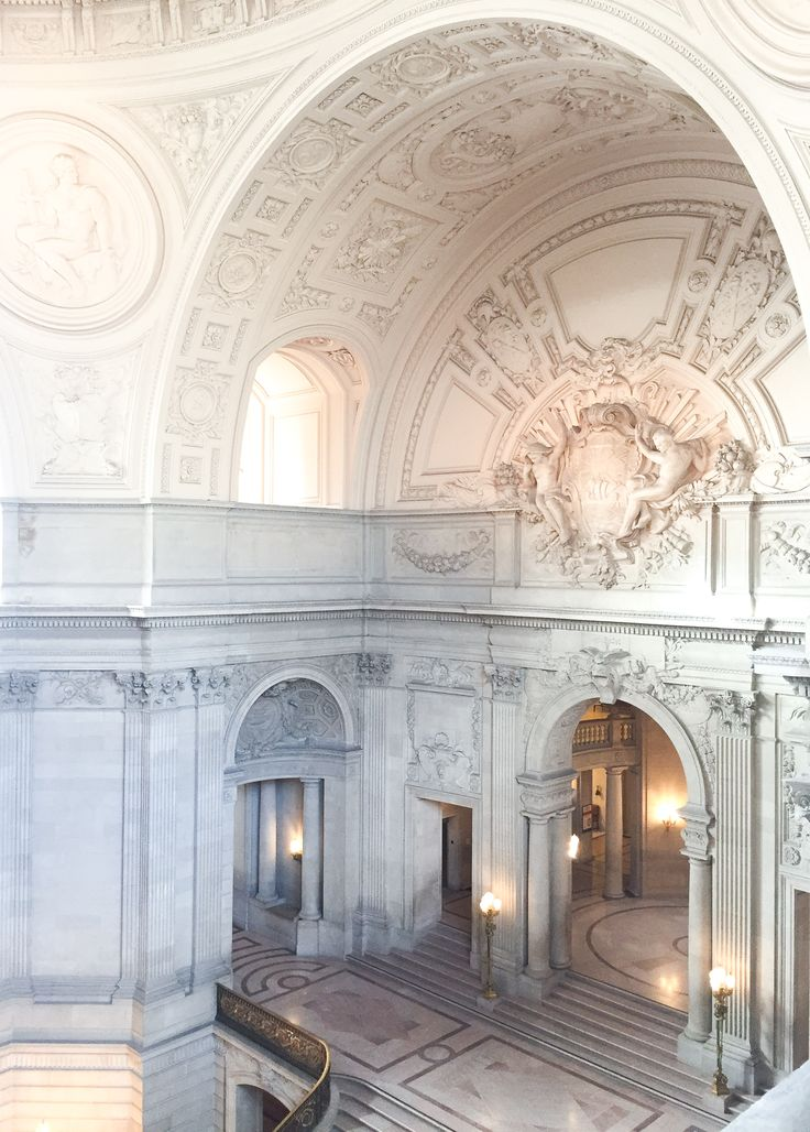 Getting Married at San Francisco's City Hall.