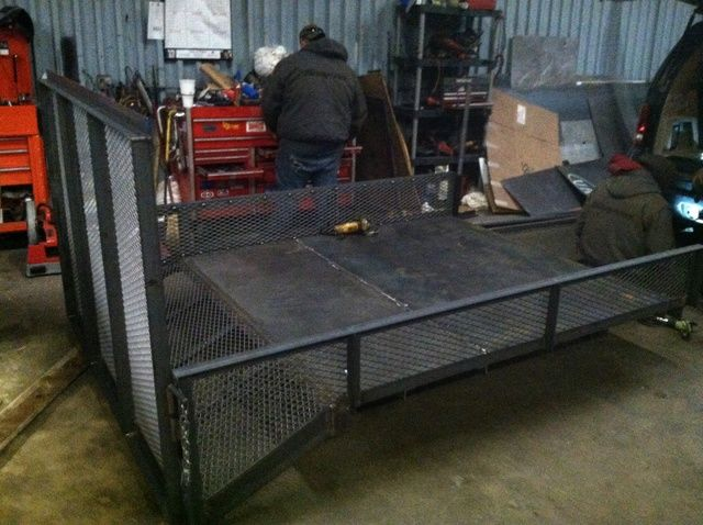 Custom Made Beds Image Gallery: 10 Best Images About Custom Truck Bed On Pinterest