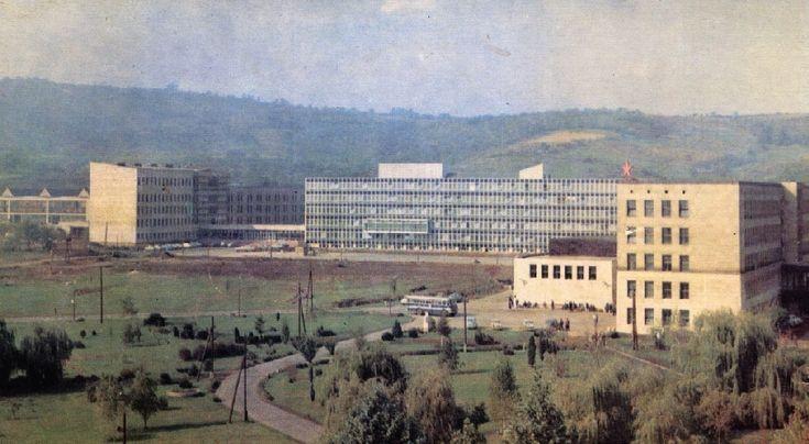 A Miskolci Nehézipari Műszaki Egyetem