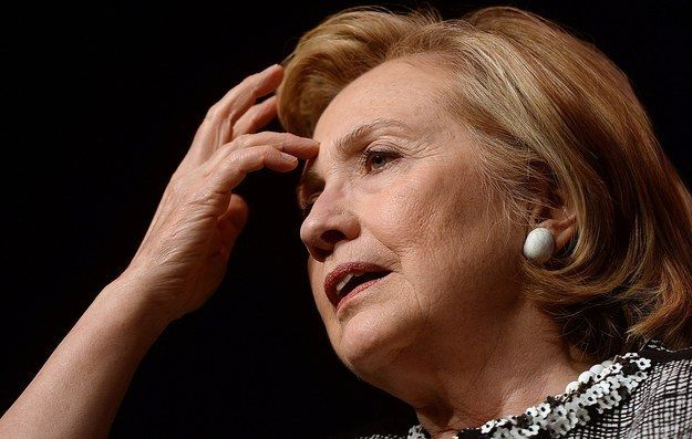 Hillary Clinton Is Reminding Herself What A Presidential Campaign Is Like
