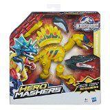 Jurassic World Hero Mashers Hybrids - Spinosaurus